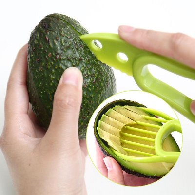 Avocado skiver